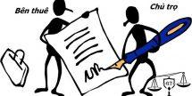 Điều chỉnh hợp đồng